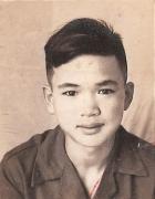 Nguyễn Mộng Giác (chụp năm 1956)