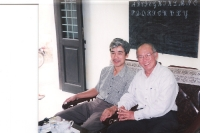 Phạm Xuân Nguyên và Nguyễn Mộng Giác, Hà Nội, 1998