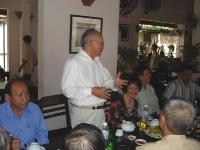 Với học trò Cường Để Qui Nhơn khóa 66-73 (nguồn: cuongde.org)