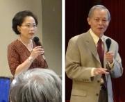 MC: 2 nhà văn Bùi Bích Hà, Phạm Phú Minh.