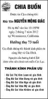 Bà Cai Thị Kim Loan và gia đình ...