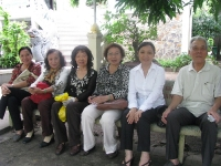 Lễ cầu siêu ở chùa Già Lam