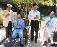 Gặp gỡ tại Orange County ngày 11-10-2010