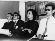 Phạm Việt Tuyền, Nhật Tiến, Nguyễn Thị Vinh và Sơn Nam